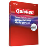 Intuit Quicken Essential for MAC, 413782, 11991591, Software - Financial