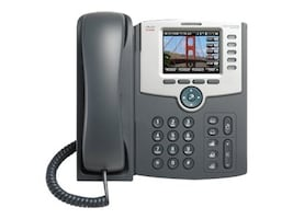 Cisco SPA 525G2 5-Line IP Phone with Color Display, PoE, 802.11g, Bluetooth, Mobile Link, SPA525G2, 11787582, VoIP Phones