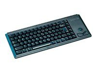 Cherry 15 Slim General Purpose Keyboard PS 2 Black