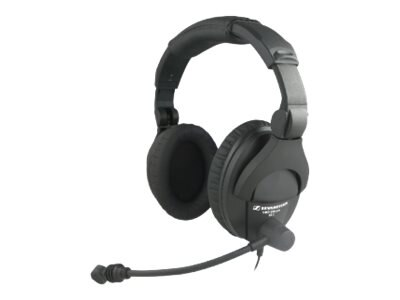 Sennheiser Full-Size Over-the-Ear Headset with NC Microphone, 502179
