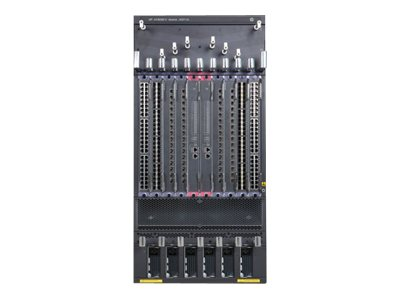 HPE 10508-V Switch Chassis, JC611A, 13855358, Network Switches
