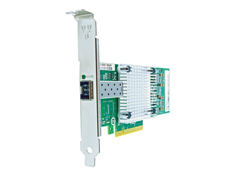Axiom 1-Port 10Gbs SFP+ PCIe x8 NIC