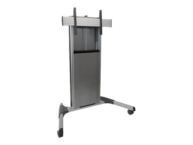 Chief Manufacturing X-Large Fusion Manual Height Adjustable Mobile AV Cart, XPAUS, 17661251, Stands & Mounts - AV