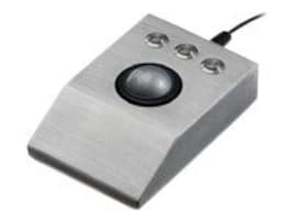 iKEY Rugged Keyboard, Stainless Steel with Trackball, DT-TB-PS/2, 9631343, Keyboard/Mouse Combinations