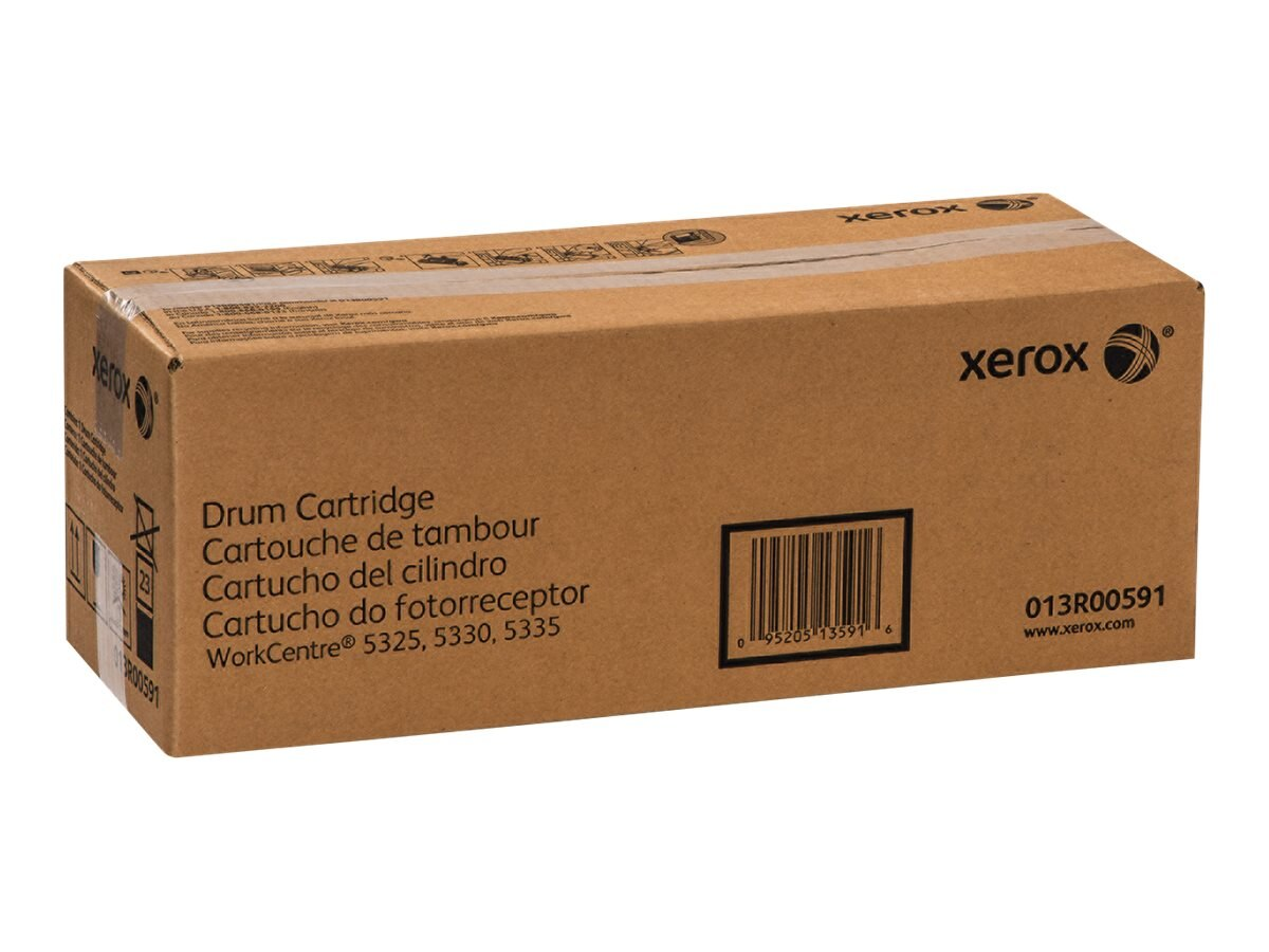 Xerox Drum Cartridge for WorkCentre 5325, 5330 & 5335, 013R00591, 14058086, Toner and Imaging Components