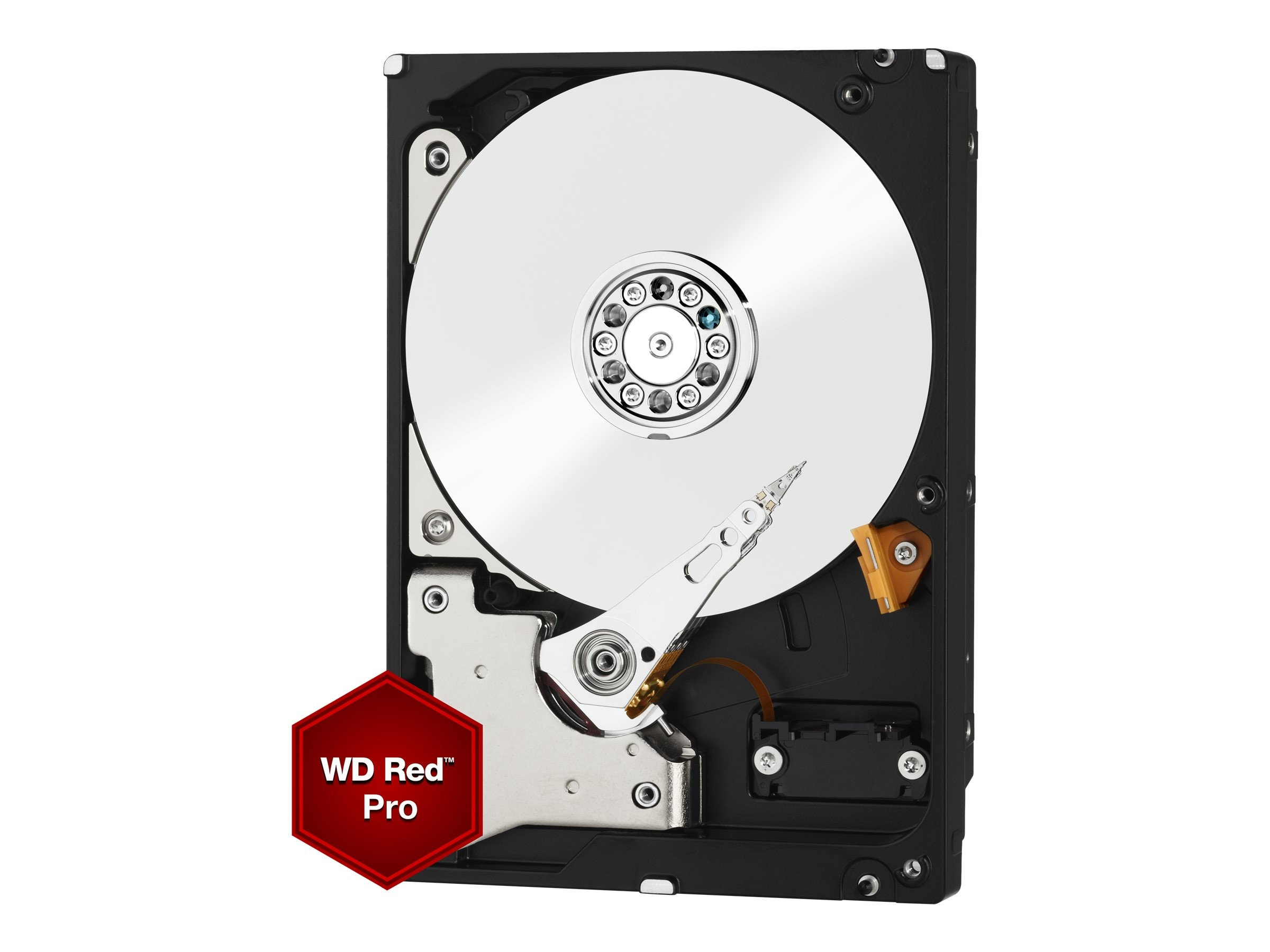 WD 4TB WD Red Pro SATA 6Gb s 3.5 Internal Hard Drive, WD4001FFSX, 17590289, Hard Drives - Internal
