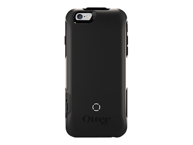 OtterBox Resurgence Series for iPhone 6, Black, 77-51095, 18393789, Carrying Cases - Phones/PDAs