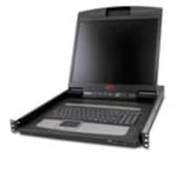 APC 19 Rack LCD Console, PS 2 and USB, AP5719, 12300123, KVM Displays & Accessories