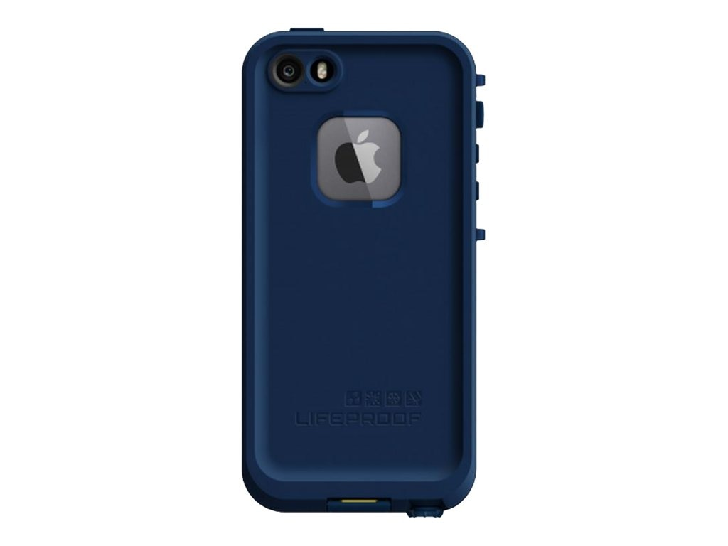 Lifeproof Fre Case for iPhonE 5 5S, Dark Blue Blue, 2115-05, 18817334, Carrying Cases - Phones/PDAs