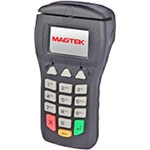 MagTek Pinpad USB 3-track MSR for iPad, PCI PED 2.0 Approved, 30050200, 12361989, Magnetic Stripe/MICR Readers