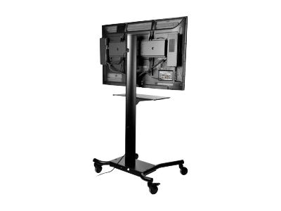 Peerless PeerAir Wireless Flat Panel Display Cart for 42-60 Flat Panel Displays, WL-SR560M-200, 15289468, Stands & Mounts - AV