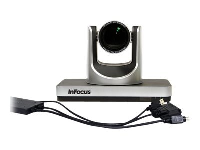 InFocus RealCam Pan Tilt Zoom Value Camera, INF-SPTZ-2, 17563037, Audio/Video Conference Hardware