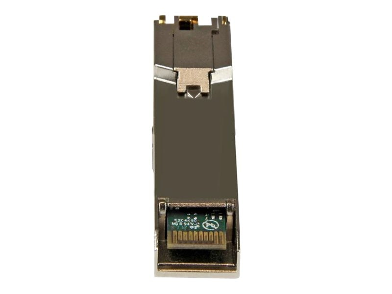 StarTech.com GE RJ-45 Copper SFP Transceiver Module for HP, J8177CST