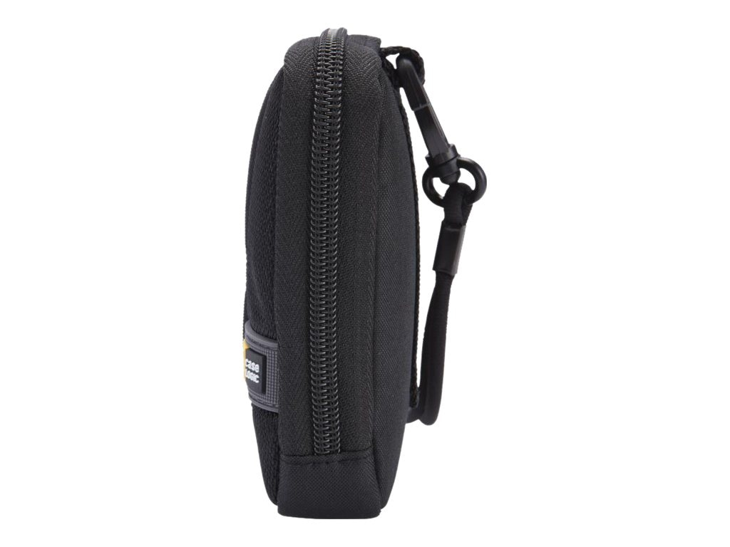 Case Logic Point & Shoot Camera Case, Black, CPL-101BLACK, 20076432, Carrying Cases - Camera/Camcorder