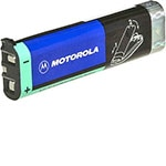 Motorola Rechargeable NiMH, 1200mAh, 4.8V, Two-Way Radio Battery Pack, NNTN4190A, 12620565, Batteries - Other