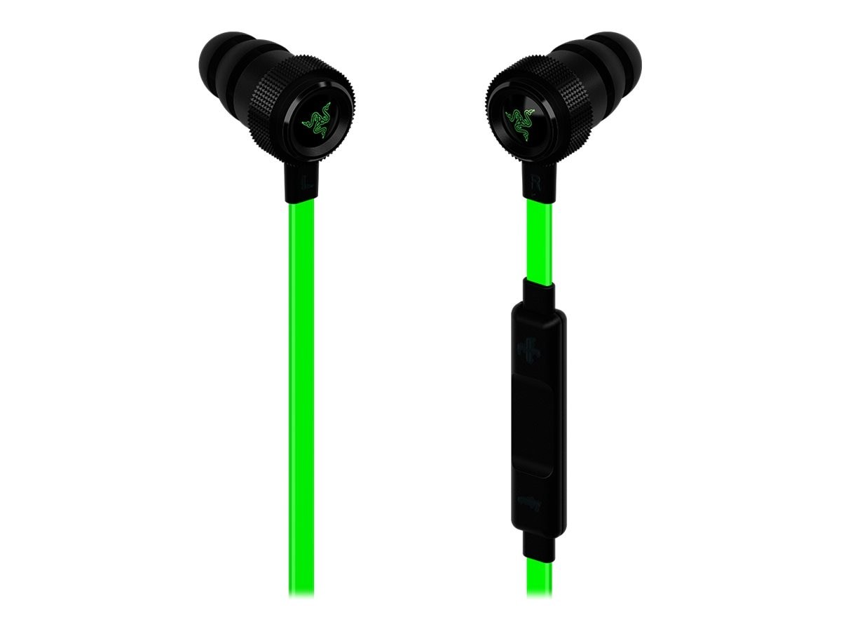 Razer Hammerhead Pro V2 Analog Gaming & Music In-ear Headphones, RZ04-01730100-R3U1