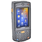 Zebra Symbol MC75 Wireless Enterprise Digital Assistant, 802.11a b g, 1D, 256MB 1GB, QWERTY, WM 6.5, 1x Battery