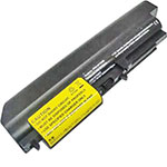 Ereplacements Replacement High Capcity Battery, Li-Ion 10.8V 4800mAh for IBM Thinkpad R61 T61 Series