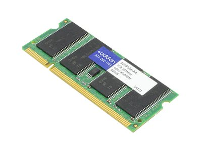 ACP-EP 1GB PC2700 200-pin DDR SDRAM SODIMM for Select Models, 31P9834-AA