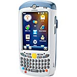 Zebra Symbol MC55A0-HC WLAN BT, 2D Imager DL Cam, VGA, 256MB RAM 1GB Flash, QWERTY, Win Mob 6.5, Std Batt