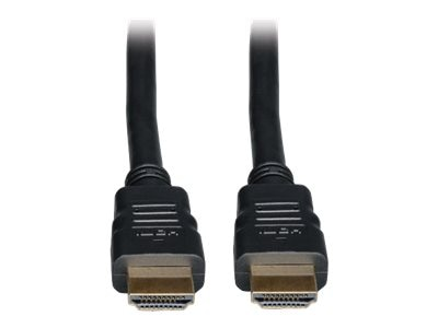 Tripp Lite Ultra HD 4Kx2K High Speed HDMI M M Digital Audio Video Cable with Ethernet, Black, 25ft, P569-025, 12420281, Cables