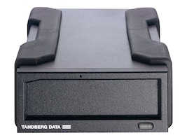 Tandberg Data RDX QuickStor USB 3.0 External Drive - Black w  AccuGuard Backup Software, 8781-RDX, 18171174, Removable Drives
