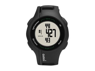 Garmin Approach S1W Golf GPS Navigator- white