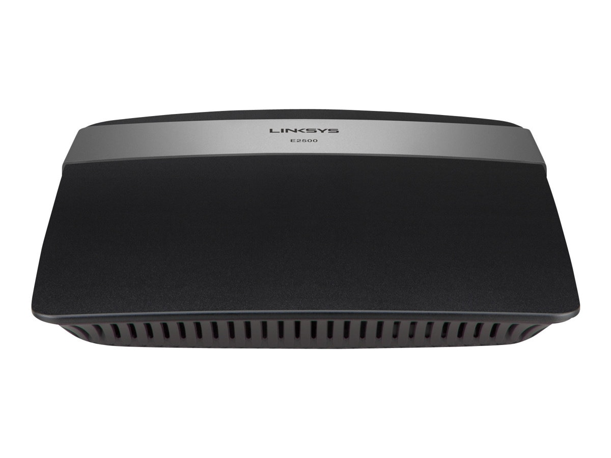 Linksys E2500 Advanced Dual-Band N Router - Save $9, E2500-NP