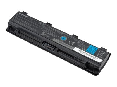 Axiom Li-Ion 6-Cell Battery for Toshiba, PA5024U-1BRS-AX