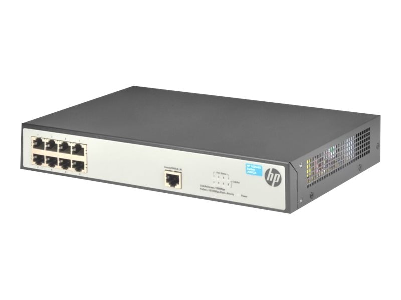 HPE 1620-8G Switch US English