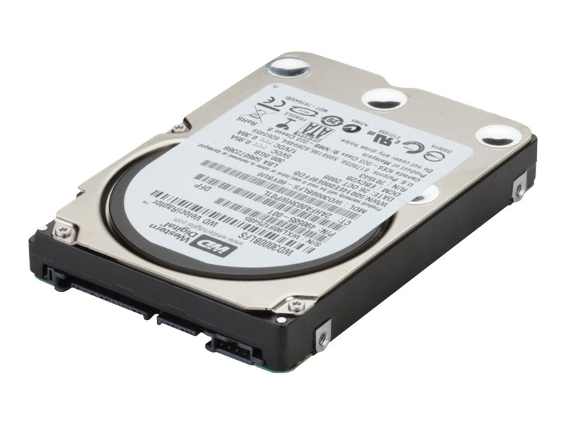 HP 1TB SATA 10K SFF Internal Hard Drive, B8X20AT, 14887327, Hard Drives - Internal