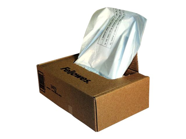 Fellowes Office Shredder Waste Bags, 36055