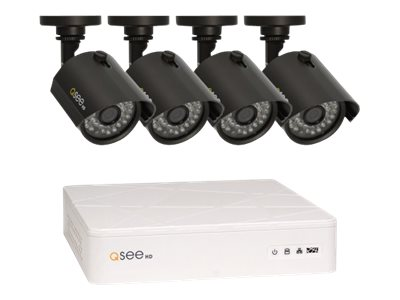 Digital Peripheral Solutions 8-Channel with 4x HD 720p Cameras
