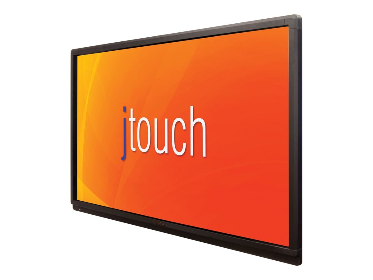 InFocus 57 JTouch Full HD LED-LCD Touchscreen Display, Black