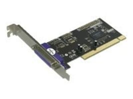 Rosewill Single Parallel Universal Low-Profile PCI Card, RC-302, 17988828, Controller Cards & I/O Boards