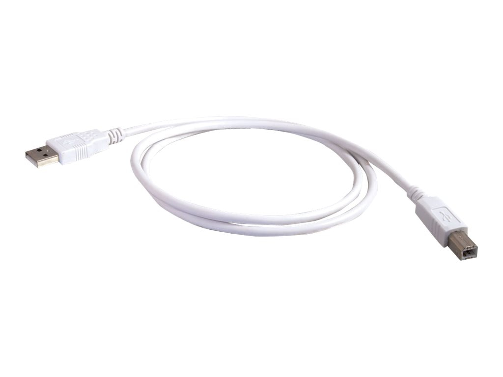 C2G USB 2.0 A-B Cable, 3m