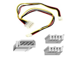Belkin Disk Drive Power Y Splitter Cable, 6 inches, F2N508, 229712, Power Cords