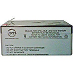BTI Replacement Battery Cartridge RBC47 for APC BE325 BE325R BE325CN UPS