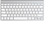 Apple Wireless Keyboard MC184LL/B