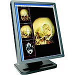 NDS 21.3 Dome E3c High-Bright Color Display with Quadro 600 Graphics, 997-5703-00-2DN, 17543351, Monitors - Medical