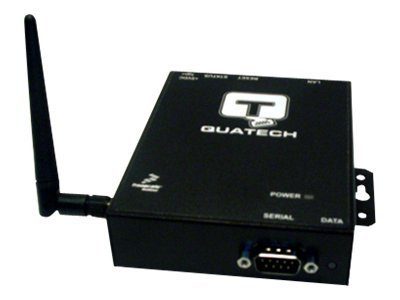 Quatech Wireless Device Server, 1 Port, Surge, SSEW-400D-SS, 7624481, Wireless Adapters & NICs