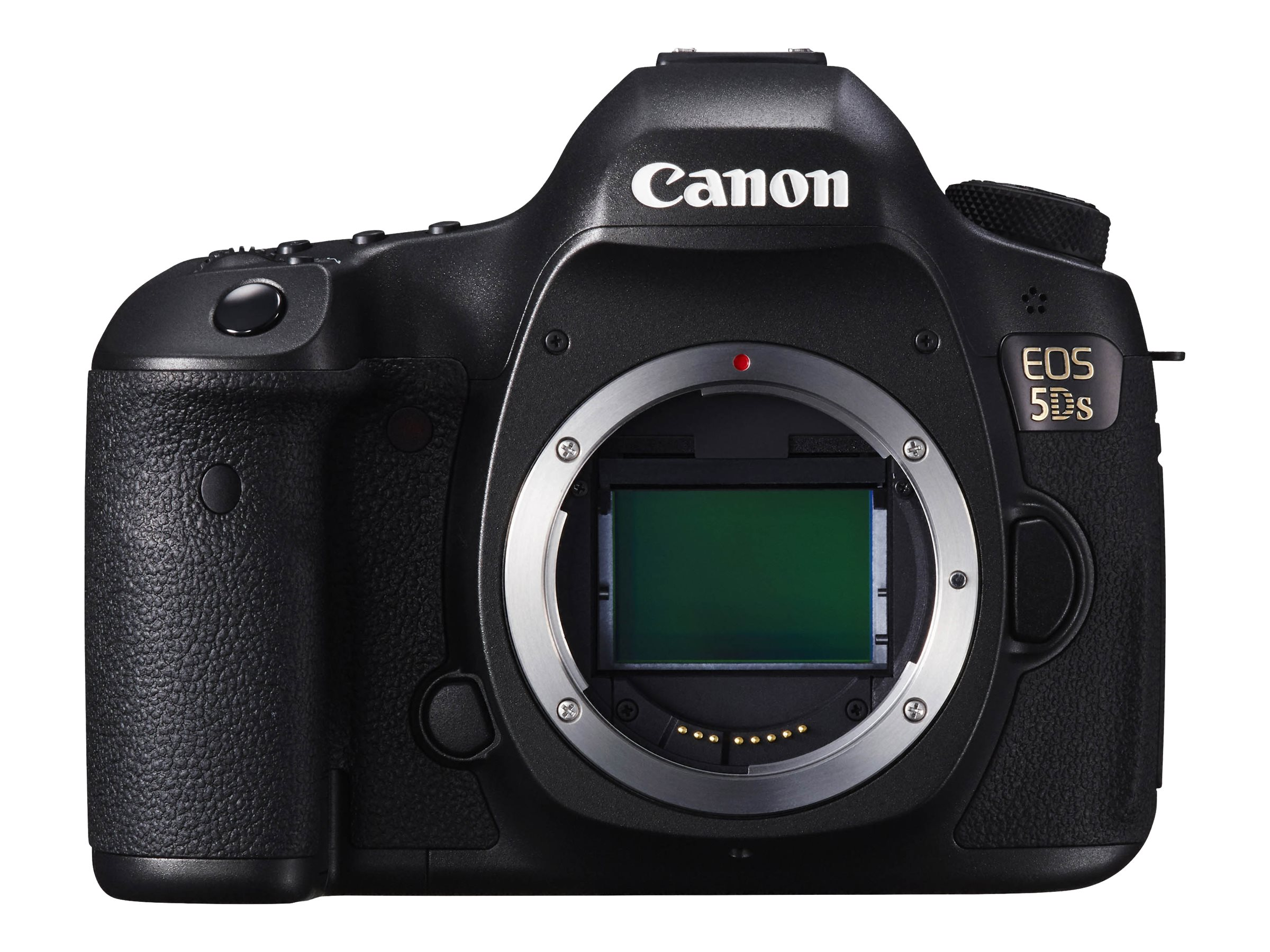 Canon EOS 5DS Camera (Body Only), Black, 0581C002