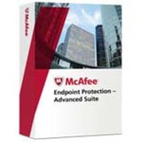 McAfee McAfee Endpoint Protection Advanced Suite with 1 Year Gold Support Upgrade License 1 Node, EPACDE-DA-CA, 13413681, Software - Antivirus & Endpoint Security