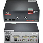 Avocent 1x2 USB DVI-I Secure SwitchView KVM Switch with Expanded Dual Link Audio