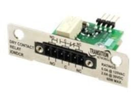 Transition Dry Contact Relay for ION 19-slot Chassis Power Supply, IONDCR, 11881149, Network Adapter Accessories