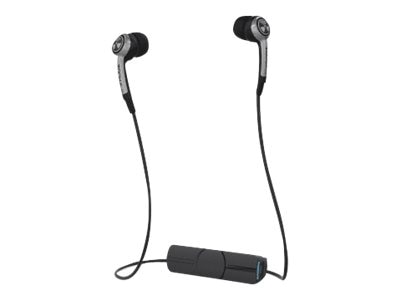 Zagg Plugz Wireless Earbuds - Silver