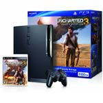 Sony PS3 320GB Uncharted 3 Bundle 98438