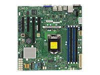 Supermicro Motherboard, X11SSM-006 SGL