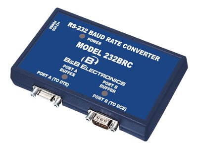 Quatech Serial RS-232 Baud Rate Converter