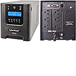 Cyberpower Systems Cyberpower Smart App 750VA/525W Mini-tower UPS,